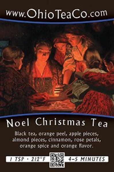 Noel Christmas Tea