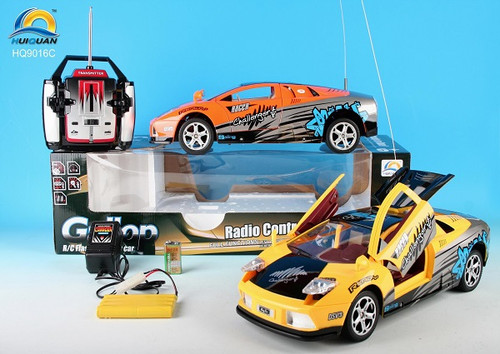 R/C Wholesale Kid's Toy Crash Test Car. Great gift idea for boys & girls!
