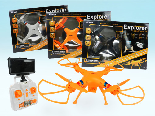 R/C Wholesale Kid's Toy  Drone with Wifi-Camera  and barometer! The best drone in it's class guaranteed!
