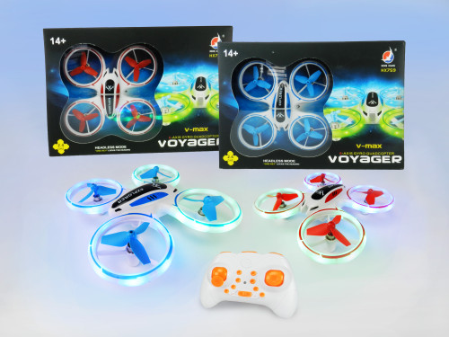"5"" Voyager Light-Up Drone"