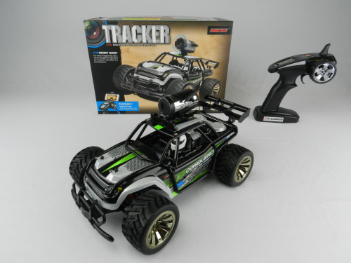 R/C Wholesale Kid's toy tracker car with built-in Wifi-Camera for spy missions and taking pictures or videos on the go!