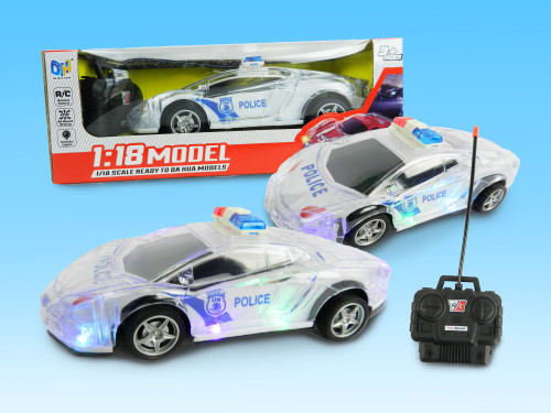 Best Wholesale R/C Toy Police Car