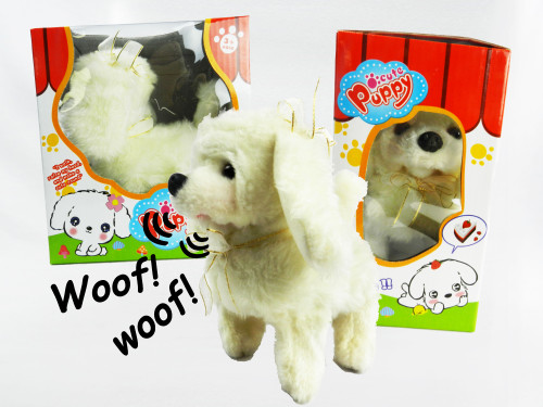 Wholesale Kid's toy cute barking dog. Best kid's toy gifting idea for Christmas!