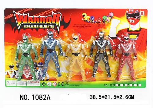 Wholesale kid's power ranger figures!