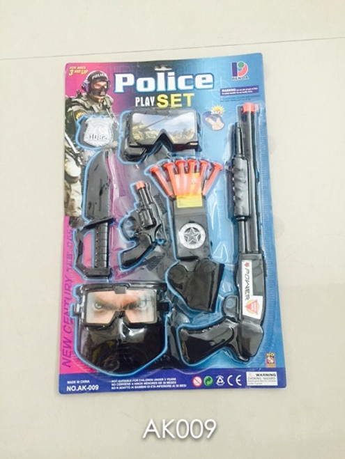 Best wholesale kid's toy police pretend play set. Wow I want this for Christmas! - said every kid ever.