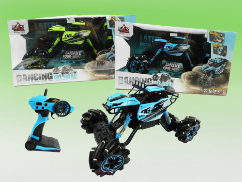 R/C Wholesale Kid's Toy Dune Buggy Car with Stunt wheels! This would be every kid's favorite gift this holiday season!