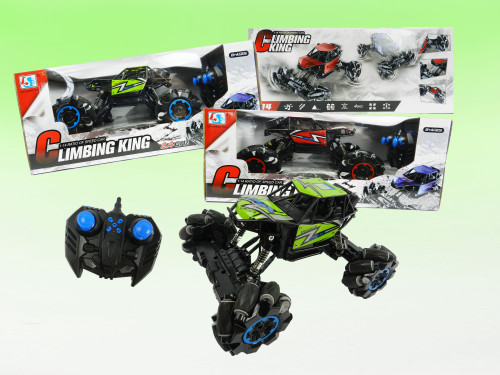 R/C Wholesale Kid's Toy Car with Stunt wheels! What kid wouldn't want to receive a cool toy car for Christmas!?