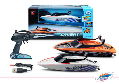 R/C Wholesale Toy speed boat. What kid wouldn't love this gift for Christmas?