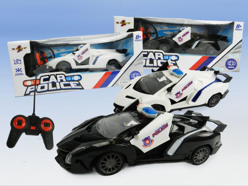 R/C Wholesale Kid's Toy Police car.  Excellent gift for  little boys who have a sense of righteousness and duty!