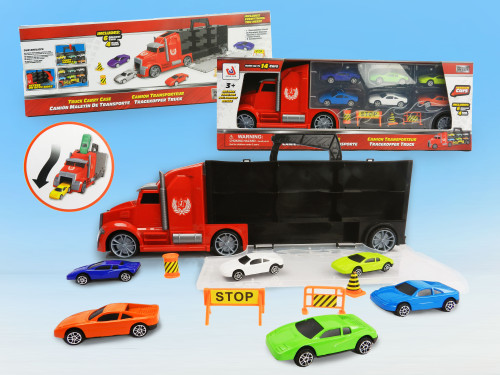 Best Wholesale Kid's Toy Truck with Car Playset