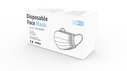 Face Mask (50/box)