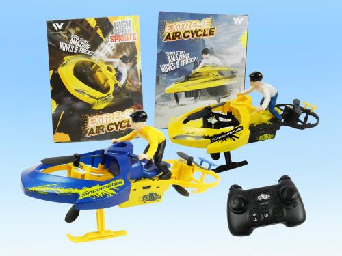 Snowmobile Drone