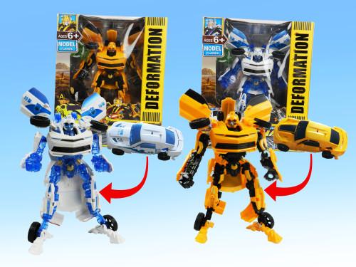 """11"""" Hand-Transformer Robot"""