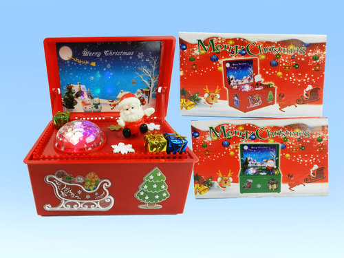 Holiday Music Box