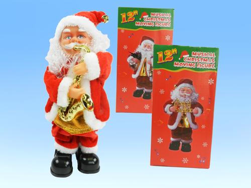 Saxophone Jazz Santa
