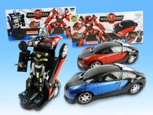 Best wholesaler transformer kid's car toy for the holidays!