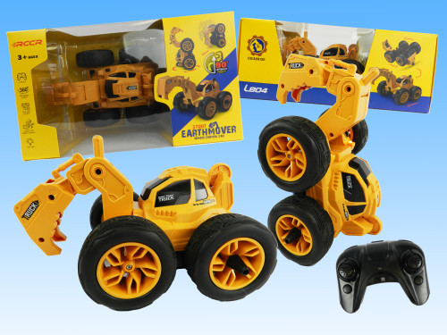 RC Toy Construction Tractor Vehicle with Stunt Functions! Best wholesale prices guaranteed!