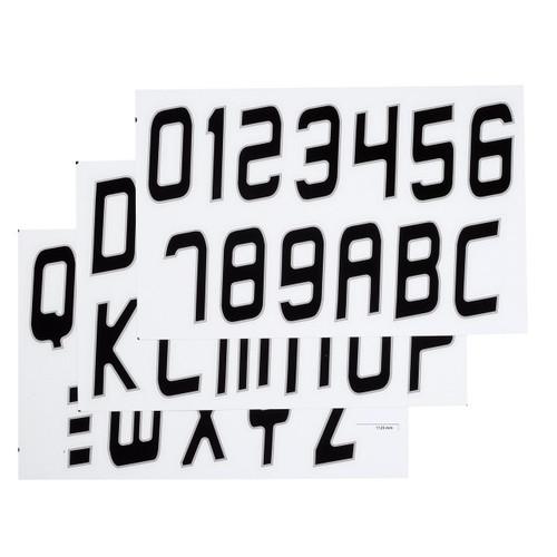 Registration Sticker Kit
