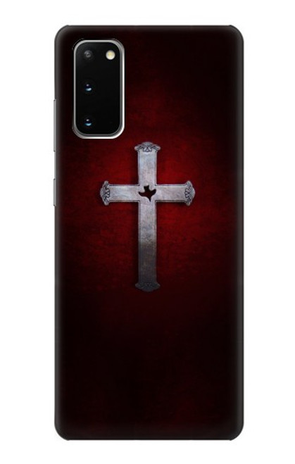 S3160 Christian Cross Case For Samsung Galaxy S20