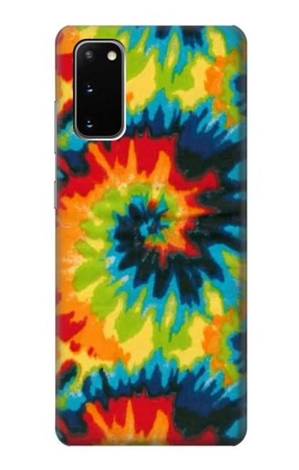 S3459 Tie Dye Case For Samsung Galaxy S20