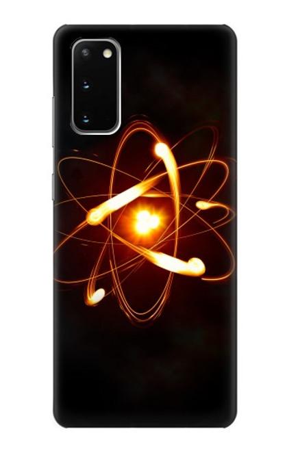 S3547 Quantum Atom Case For Samsung Galaxy S20