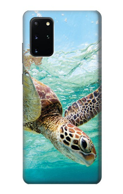 S1377 Ocean Sea Turtle Case For Samsung Galaxy S20 Plus, Galaxy S20+
