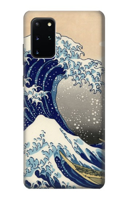 S2389 Hokusai The Great Wave off Kanagawa Case For Samsung Galaxy S20 Plus, Galaxy S20+