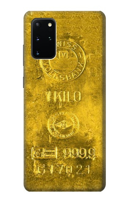 S2618 One Kilo Gold Bar Case For Samsung Galaxy S20 Plus, Galaxy S20+