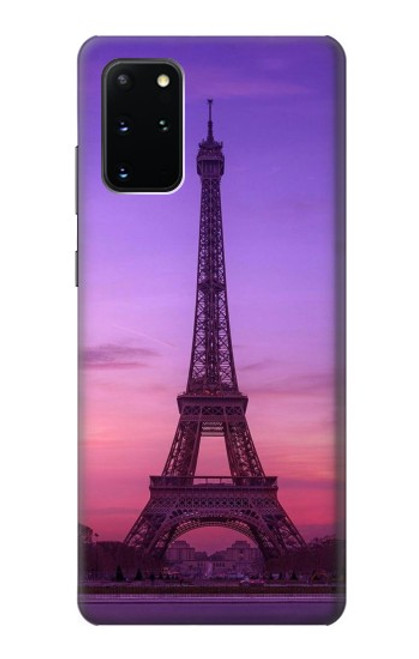 S3447 Eiffel Paris Sunset Case For Samsung Galaxy S20 Plus, Galaxy S20+