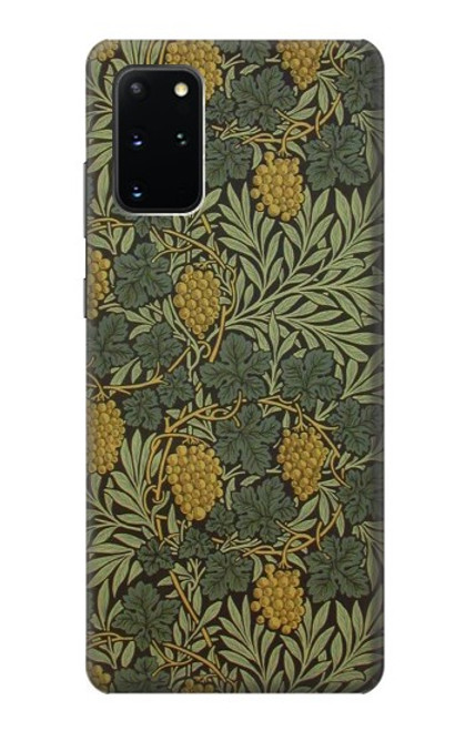 S3662 William Morris Vine Pattern Case For Samsung Galaxy S20 Plus, Galaxy S20+