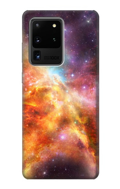 S1963 Nebula Rainbow Space Case For Samsung Galaxy S20 Ultra