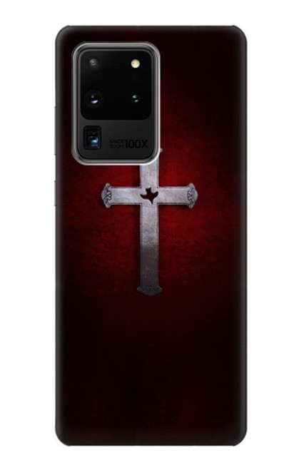 S3160 Christian Cross Case For Samsung Galaxy S20 Ultra