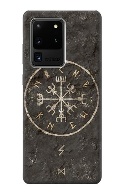 S3413 Norse Ancient Viking Symbol Case For Samsung Galaxy S20 Ultra