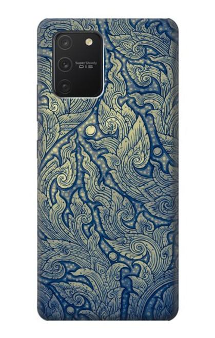 S0568 Thai Art Case For Samsung Galaxy S10 Lite