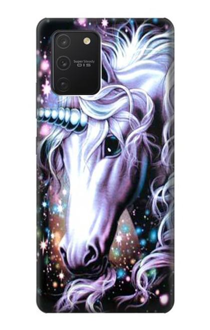 S0749 Unicorn Horse Case For Samsung Galaxy S10 Lite