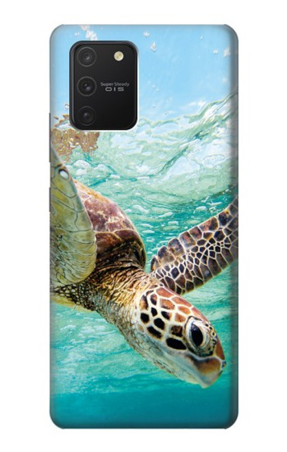 S1377 Ocean Sea Turtle Case For Samsung Galaxy S10 Lite