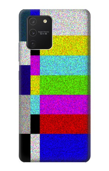 S2871 Noise Signal TV Case For Samsung Galaxy S10 Lite