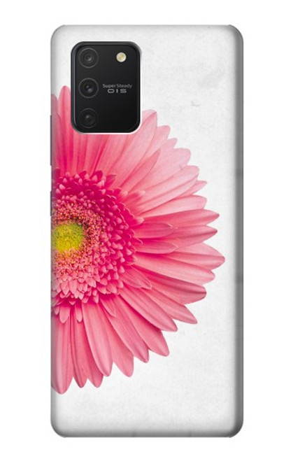 S3044 Vintage Pink Gerbera Daisy Case For Samsung Galaxy S10 Lite