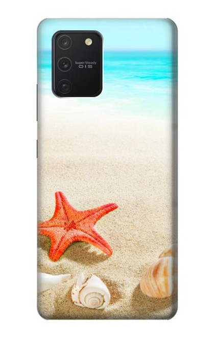 S3212 Sea Shells Starfish Beach Case For Samsung Galaxy S10 Lite