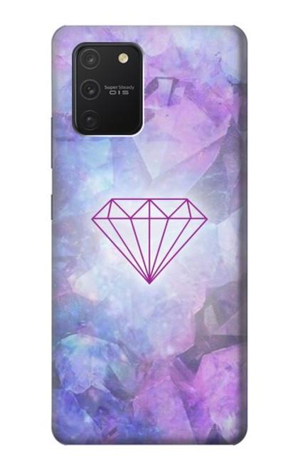 S3455 Diamond Case For Samsung Galaxy S10 Lite