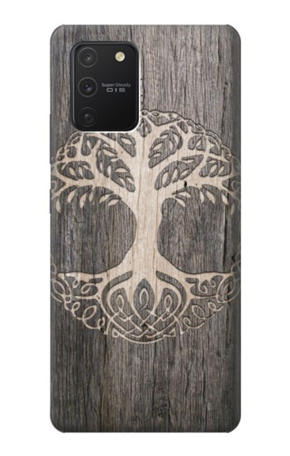 S3591 Viking Tree of Life Symbol Case For Samsung Galaxy S10 Lite