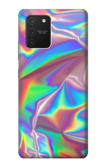 S3597 Holographic Photo Printed Case For Samsung Galaxy S10 Lite