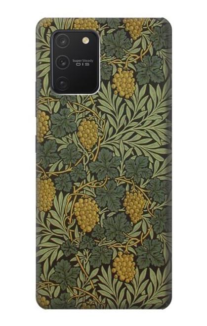 S3662 William Morris Vine Pattern Case For Samsung Galaxy S10 Lite