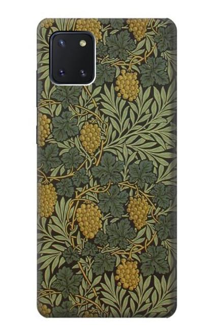 S3662 William Morris Vine Pattern Case For Samsung Galaxy Note10 Lite