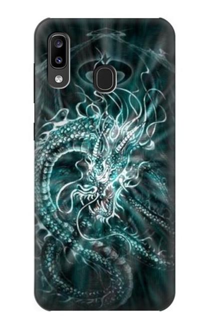S1006 Digital Chinese Dragon Case For Samsung Galaxy A20, Galaxy A30
