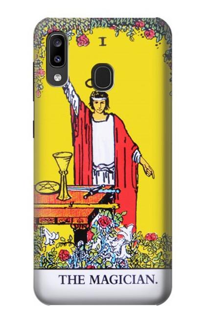 S2806 Tarot Card The Magician Case For Samsung Galaxy A20, Galaxy A30