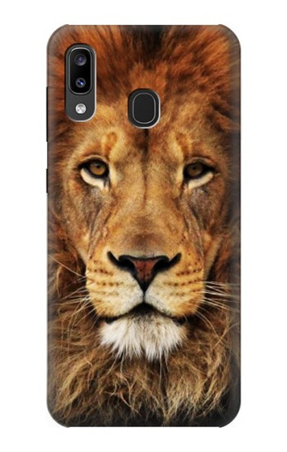 S2870 Lion King of Beasts Case For Samsung Galaxy A20, Galaxy A30