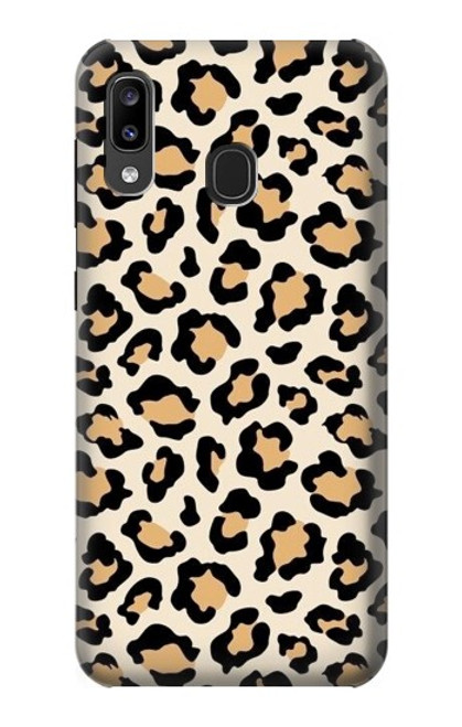 S3374 Fashionable Leopard Seamless Pattern Case For Samsung Galaxy A20, Galaxy A30