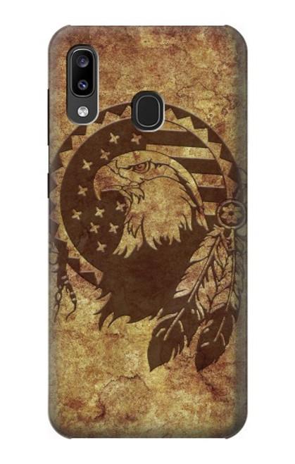 S3378 Native American Case For Samsung Galaxy A20, Galaxy A30