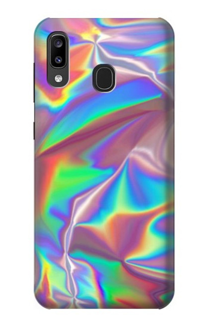 S3597 Holographic Photo Printed Case For Samsung Galaxy A20, Galaxy A30